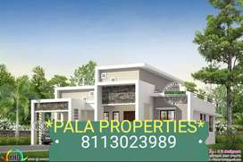 BRAND NEW HOUSE SALE IN PALA PONKUNNAM HIGHWAY NEAR 1 KM