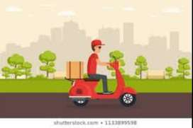 Wanted Delivery Executive in Indira nagar