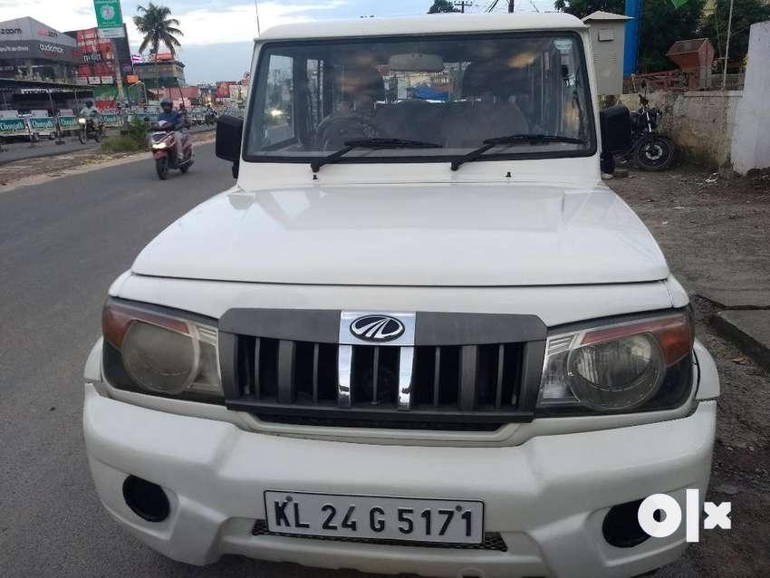 Mahindra Bolero SLE BS IV, 2013, Diesel 0