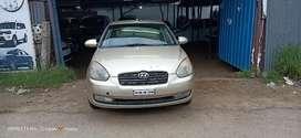 Hyundai Verna Fluidic 1.4 CRDi, 2007, Diesel