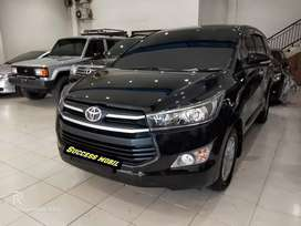 Innova Reborn Type G Diesel (2.4cc) Thn.2017 Black Automatic ISTIMEWA!