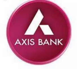 Requirement available for Axis bank