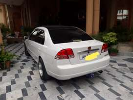 Honda civic vti oriel manual sunroof