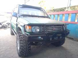 Fs Mitubishi Pajero 1996 V.6 3000cc offroad