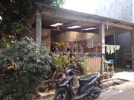 Dijual tanah di pondok cabe, Tangsel luas 680m, plus rumah 80m. SHM