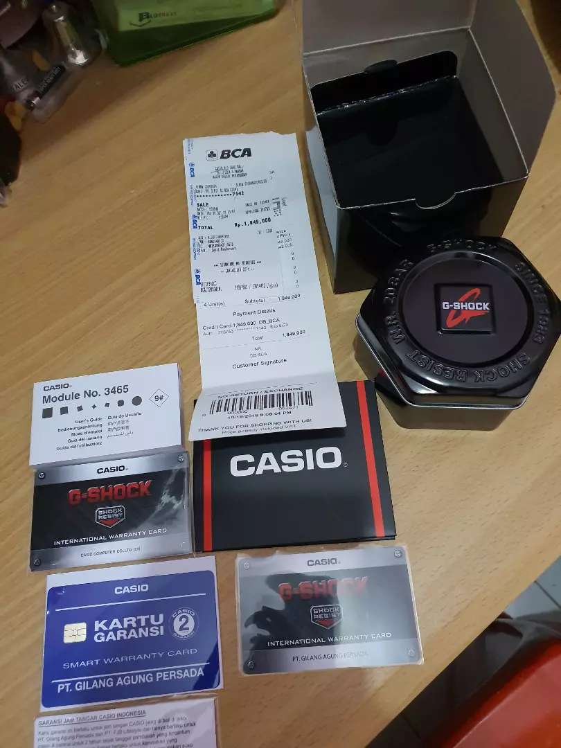 Casio G-Shock DW-6900SK.10R 0