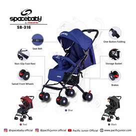 Stroller Space baby SB 316