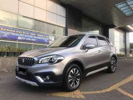 Suzuki sx4 Scross facelift AT 2018 bkn Hrv e jazz rs sx-4 2017/2016