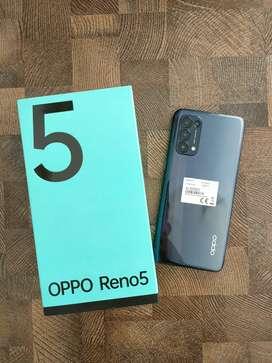 Oppo Reno 5 RAM 8GB ROM 128GB