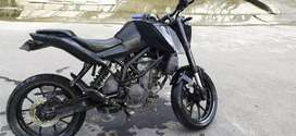 KTM Duke 200 in condition