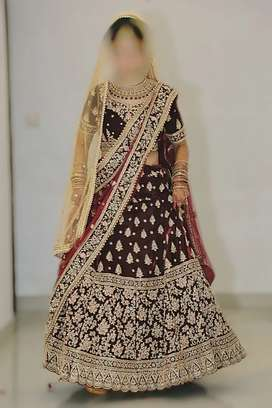 Luxury and fashionable Bridal lehenga