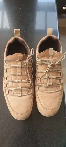 Timberland shoes.1 time use.