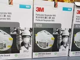 Masker N95 merk 3M