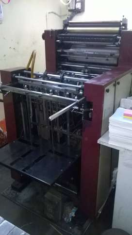 OFFSET PRINTING & PAPER CUTTING MACHINE For Sale