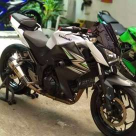 z250 fi thn 2016 double silinder
