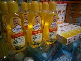 Cussons Baby Shampoo Avocado & Pro-Vit B5 (50ml+50ml)