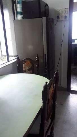 Segun wood Dining table 6 seater.