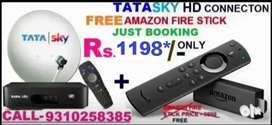 #TATA Sky New HD Connection -1198*