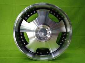 model DH JD249 HSR R16X7 H8X100-114,3 ET42 BMFL