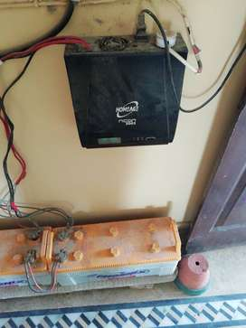 1kva ups with 100amp dry battery