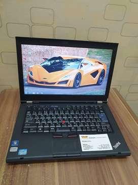 Promo Laptop sekolah Lenovo T420 core i5 ram 4gb Layar 14icnh DVDRW