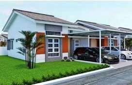 Rumah DP 0% di Cibinong Bogor
