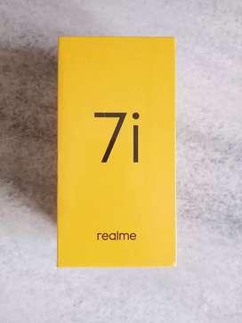 FAIR PROMO REALME 7i RAM 8/128GB