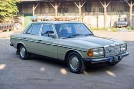 Mercedes benz 200 Tiger