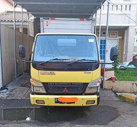 Mitsubishi colt diesel engkel box 4 ban Th 2010 ors..