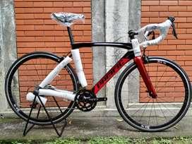 Road bike Pasific Primum 3.3 Full Carbon (Brand new Ready Stock)