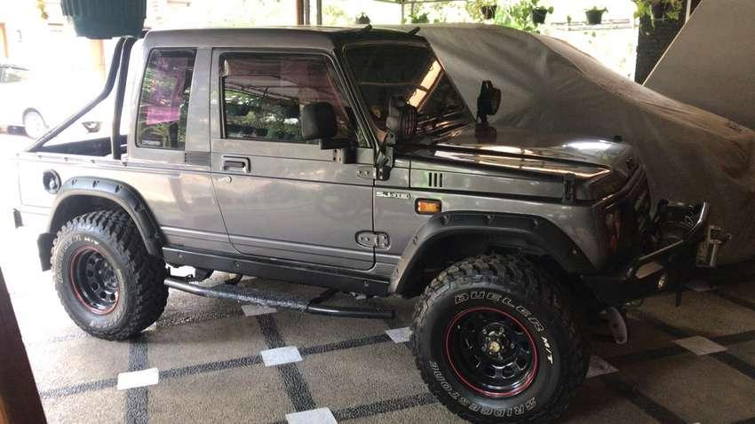 Jimny carabian 2004 0