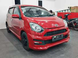 Ayla type M sporty thn 2016 Matic