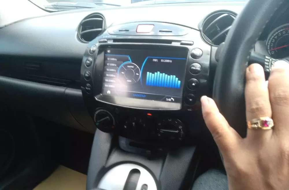 Mazda 2 HB facelift 2013 R matik DP minim cicilan ringan  Bekasi Kota