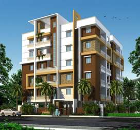 Residential Flats available at Kurmannapalem, Near Ramachandra Hotel