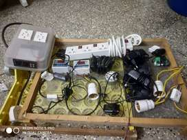 Diy incubator parts, thermostat, humidistat, mist maker, egg turner