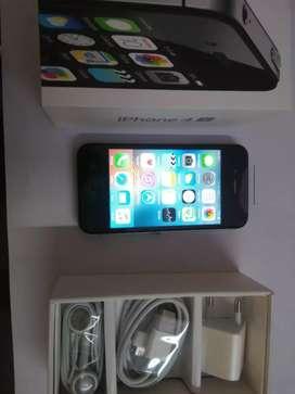I phone 4s 16gb creative credance
