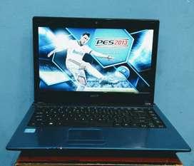 Laptop Acer 4750 core i3 2/500 Lanjay PES mulpis Murmer