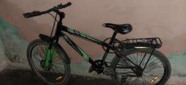 Brand new cycle in good condition.