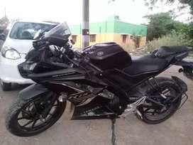 Yamaha R15 Dark Knight