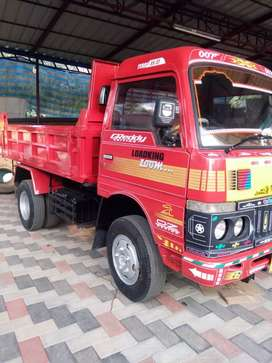 2014 mahindra nissan tipper zoom, 90 feet, new papers