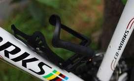 TaffSPORT Holder Botol Minum Sepeda Adjustable MTB