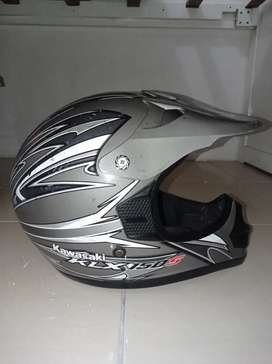 Helm Cross KLX 150s