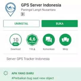 Distributor GPS TRACKER wetrack terbaik/termurah di cipanas+server