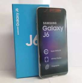 Samsung J6 New Box Pack (Pta Approved) Fixed Price