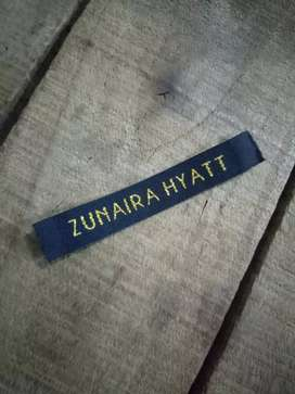 High Quality Woven Labels For your Clothing Line