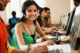 Female Customer Relation Executive