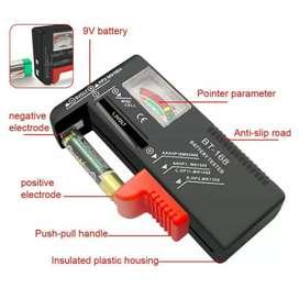 Alat tester battery baterai batery