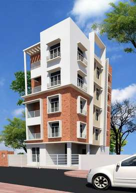 Only 45 Lacs Hidco individual flat at Planing city New Twon