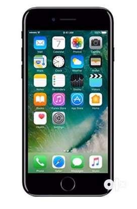 Apple iPhone 7 (128 GB Jet Black)