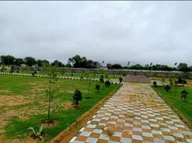 More size plots available near by city Ajmer road jaipur